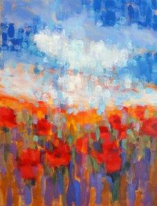 Poppy Mosaic II
